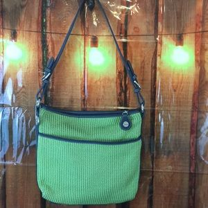 The Sak  Hans crochet shoulder bag
